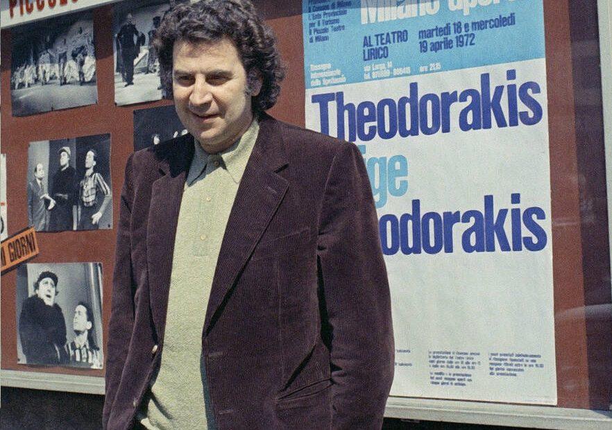 Μίκης Θεοδωράκης: Προειδοποίηση προς την ανοησία και την ανευθυνότητα.